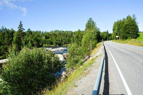 KOLSRUD: Blant annet skal 2,3 kilometer mellom Solumsmoen og Kolsrud utbedres.