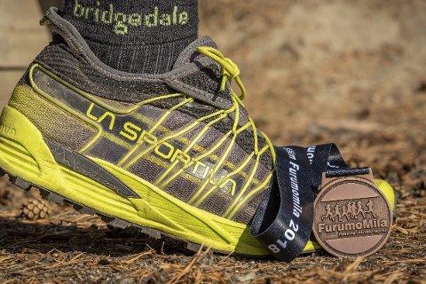 NYTT: Spesialpregede medaljer til alle på 5 og 10 km på Furumo.