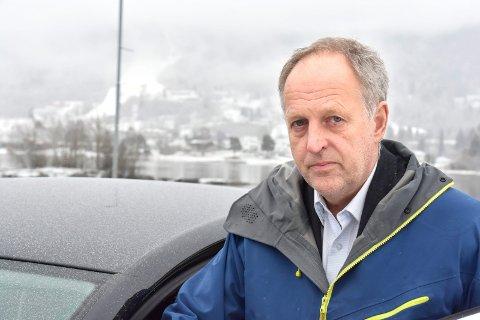 VIL FORTSETTE: Olav Skinnes (Sp) trives i fylkespolitikken, og har takket ja til gjenvalg.