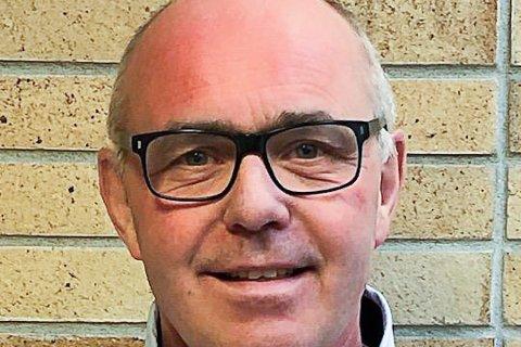 NY SJEF: Børre Jensen er ansatt som ny oppvekstsjef i Krødsherad.