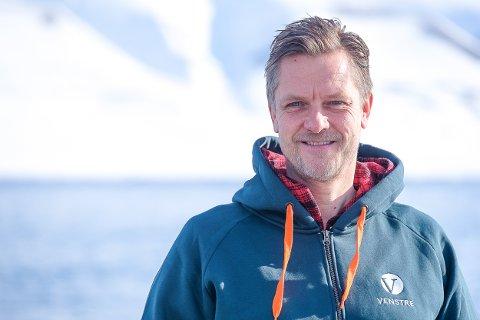 NY «ORDFØRER»?: Terje Aunevik (52) opprinnelig fra Vikersund er den mest populære lokalpolitikeren på Svalbard. Nå ligger han godt an til å bli leder av Lokalstyret på øya.