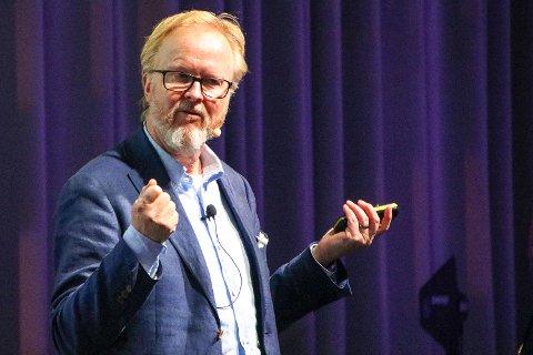 Lars-Johan Jarnheimer, som er styreleder i IKEA kommer til Sigdalkonferansen torsdag ettermiddag.