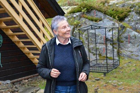 STOR INTERESSE: Mange vil bli assisterende daglig leder på Blaafarveværket, men det vil trolig drøyt til over jul før intervjuene tar til, forteller direktør Tone Sinding Steinsvik.
