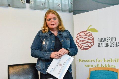 VIKTIG TEMA: Prosjektleder Tone Ranheim vil hjelpe storfamilier i landbruket til å kommunisere bedre.