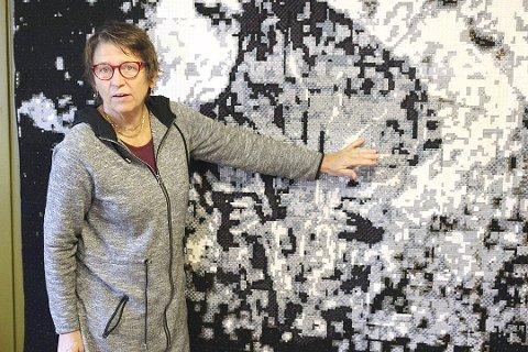 FÅR PRIS: Kristin Lindberg fra Krødsherad er tildelt fylkeskulturprisen for 2020.