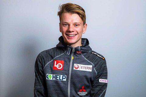 DEBUTERER I VERDENSCUPEN: Anders Håre (20) får sin verdenscup-debut i Engelberg til helga.