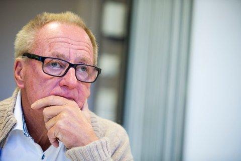 ARVESTRID: Det brygger opp til arvestrid og rettssak etter Knut Haaviks bortgang.