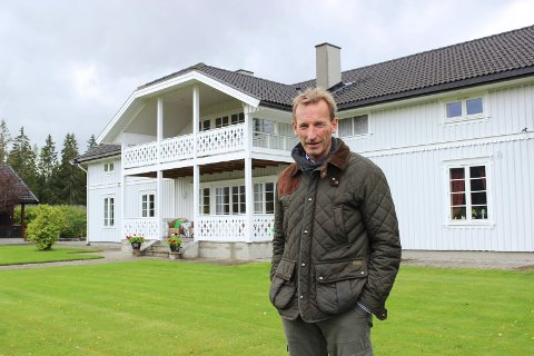 KJØPER: Herman Henrik Bay overtar Hervig gård som privatperson. Prisen er 9,25 millioner kroner.
