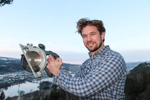 NYTT KONSEPT: Rune Haraldsen blir programleder for det nye konseptet «Oppussing på én dag» på TV Norge til høsten.