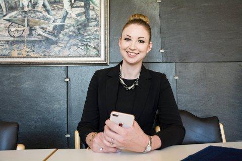 NY JOBB: Anette Westrum går fra å være digitaliseringssjef i Midt-Buskerud til å bli regionrådskoordinator.