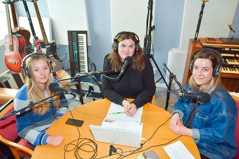 NY PODKAST: I podkasten «Totalt lov(e)» prater Ingrid, Ingvild og Elisabeth åpent og ærlig om sex.