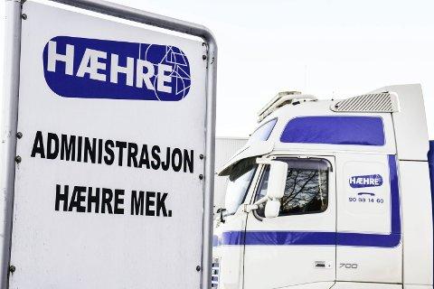 MILLIARDAVTALE: Hæhre Entreprenør signerte onsdag kontrakten 1,75 milliarder kroner.