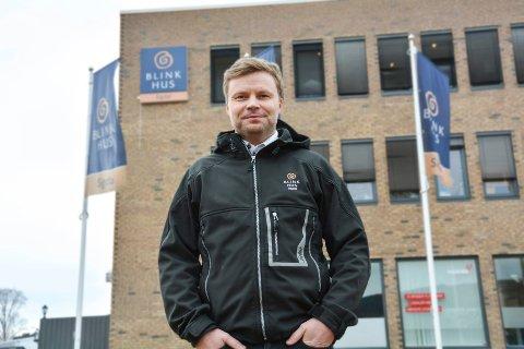 NYTT SELSKAP: Gunbjørn Vidvei går inn som styreleder i nystartede Eggedal Byggteam AS.