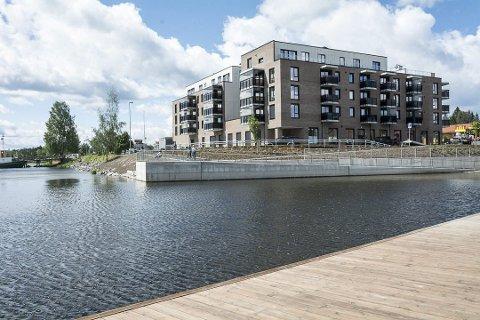 HVA NÅ VENSTRE?: Gotfred Rygh (SV) etterlyser et klart svar fra Modum Venstre om hva de egentlig mener om videre utbygging i Vikersund nord?