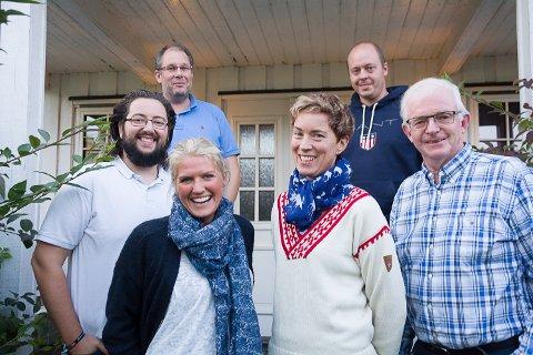 Disse deltok i forhandlingsmøtet på Knute-Glesne tirsdag kveld: Andreas Kagiavas Torp, Per Kristensen, Bjørn Kristian Bråten, Gøril Ødegård, Kristine Nore, og Knut Martin Glesne.