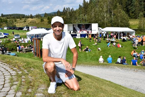 EN GOD START: Formannskapet i Modum vedtok mandag å utarbeide en intensjonsavtale med Ole Einar Bjørndalen og fylkeskommunen om opplevelsessenter. – En veldig god start, sier Bjørndalen til Bygdeposten.