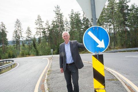 MISFORSTÅELSER: Ståle Versland mener det har vært en misforståelse rundt Skredsvikmoen, og understreker at det settes av et større område til friområde enn til næring.
