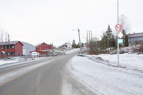 GANG- OG SYKKELVEI: De berørte naboene til den kommende gang- og sykkelveien mellom Skalstad og Vassbonn i Modum har nå fått en kontaktperson i kommunen.