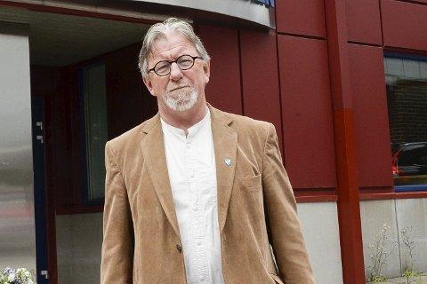 LIVSGLEDE: Ole Martin Kristiansen leder hovedutvalget for kultur, idrett og livsglede i Modum. Nå har de begynt å jobbe med en rekke ideer som skal fremme aktivitet og kulturopplevelser.