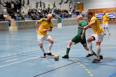 AVLYST: Den populære julecupen i fotball i Modumhallen er avlyst i år på grunn av koronasmitten. Det har Geithus IL bestemt.