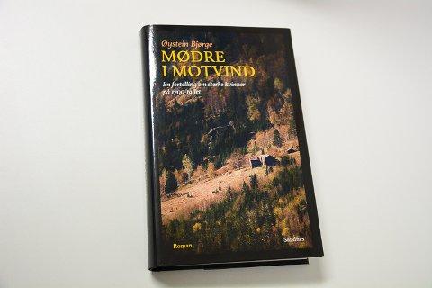 ROMAN: «Mødre i motvind» er en historisk roman der handlingen er lagt til Nerdalen i Sigdal kommune.