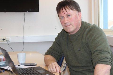 NY LEDER: Martin Kaggestad skal lede Modum Fotballklubb videre.