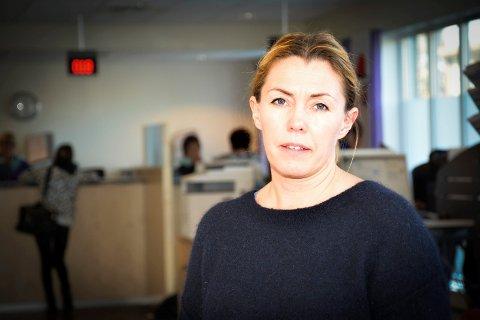 Hilde Lysgård Knutsen. Nav leder i Modum.