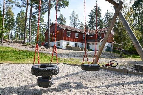 HØYT OPPE: Kilden barnehage i Vikersund er blant de 275 barnehagene i landet som fikk toppscore i foreldreundersøkelsen for 2019.
