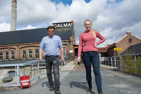 VIL KLAGE: Roy Paulsen og Marlene Ranheim Paulsen i Calma Fitness DA i Geithus vil ikke uten videre finne seg i at treningssenteret deres ikke har rett på koronakompensasjon fordi foretaket ikke er hovedinntektskilden deres.