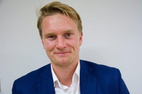 ØNSKER Å SAMLE GRUNDERE: Knut Skinnes ønsker å legge til rette for  at Krødsherad skal bli et attraktivt sted å etablere seg som næringsaktør.