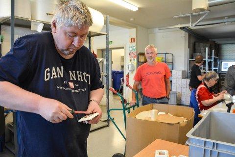 Øyvind Kolbotn og Sverre Pedersen, Asvo