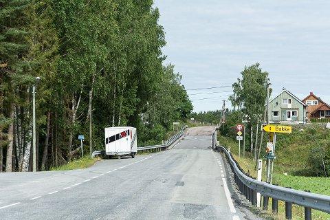 HØRINGSFRIST: Detaljreguleringsplanen for fylkesvei 287 ligger nå ute på høring. Fristen går ut 26. april.