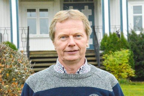GJØR ENDRINGER: Nils Ole Fladhus endrer strukturen i Økonomibistand-konsernet.
