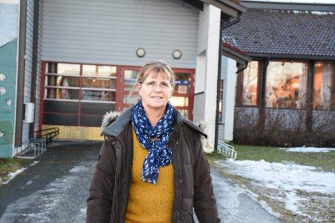 NY ROLLE: Anne Britt Skaar går over i rollen som seniorrådgiver ved undervisningsetaten i Modum kommune.