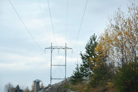 OVER DOBLING: Kraftriket AS har sendt ut brev til sine strømkunder om at strømprisen mer enn dobles på grunn av tørt og kaldt vær.