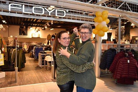 THE LAST DANCE: Torsdag kveld arrangeres det siste moteshowet Inger-Elin vil være med på. Showet har fått navnet «The last dance.. With me»