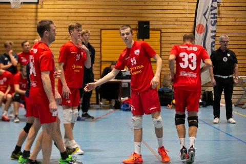 TAPTE: Vikersund-gutta tapte knepent mot Askim.