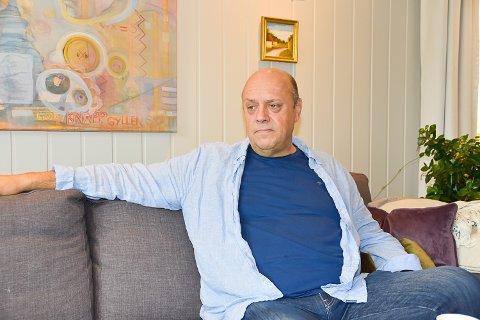FORTRENGT BARNDOMMEN: For Arild Hovden tok det lang tid før han åpnet seg om barndommen sin.