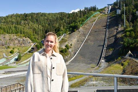 SOSIALT: Heidi-Marie Gunnerud lokker med at det blir veldig sosialt å være med.