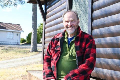 PENSJONIST: Tormod Moviken har vært prest i 38 år. 30. juni har han siste arbeidsdag - men gjør et lite comeback i september.
