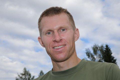 15 KJAPPE: Stian Stærkebye Jelstad jobber som kroppsøvingslærer og elsker å trene.