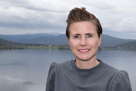 15 KJAPPE: Åse Marit Hovden fra Krøderen er spesialrådgiver i folkehelse i Viken fylkeskommune.