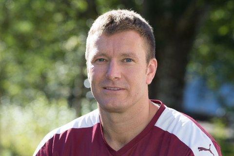15 KJAPPE: Petter Koch fra Werp i Skotselv er lærer ved Drammen videregående skole.