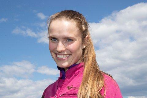15 KJAPPE: Lisa Erlanda Tangerud fra Haugfoss er allsidig og har mange jern i ilden.