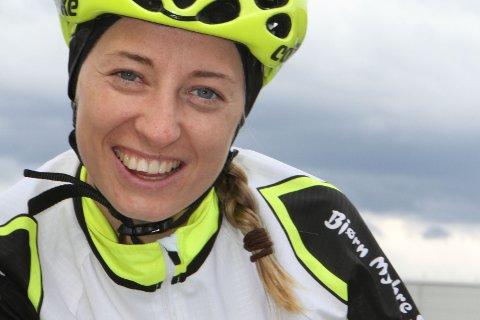 KOMMER «HJEM»: Åshild Tovsrud skal følge Ladies Tour of Norway-jentene på nært hold gjennom hele distriktet.