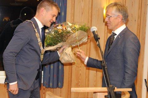 Kjetil Slettebø overtok i sist veke ordførarvervet i Bjerkreim kommune. Samtidig overtok han det øvste politiske ansvaret for ein kommune der gjelda vil bli om lag tredobla dei neste fire åra.