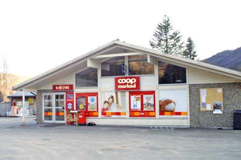 NY OG BEDRE: Coop-butikken i Hovsherad rustes før sommeren opp for 600.000 kroner. - Blant annet blir det nytt inngangsparti slik at kunder med tvillingvogner kan trille inn, forteller bestyrer Siv Mette Hove.