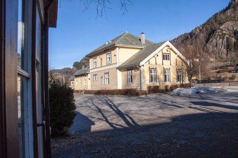 Moi stasjon, i Lund