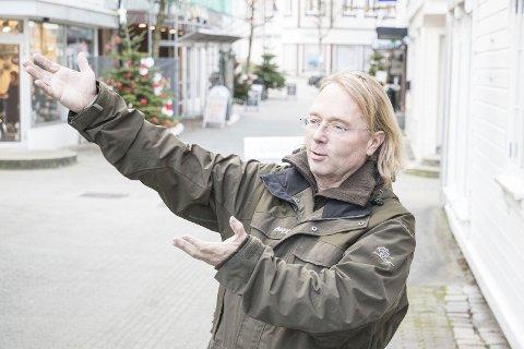 PROFILERT BYGGESAKSSJEF: Jarle Valle har vært involvert i en lang rekke saker. Nå slutter han i Eigersund kommune etter mer enn 14 år som byggesakssjef.