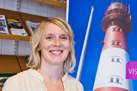 Monica Regine Waldemar er daglig leder i Visit Dalane, som sliter med økonomien.
